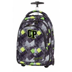 TARGET Plecak na kółkach GRUNGE GREY 36 L (1043) CoolPack CP
