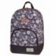 CLASSIC Plecak miejski BLACK & WHITE FLOWERS (1016) CoolPack CP
