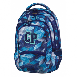 COLLEGE Plecak szkolny FROZEN BLUE 27 L (637) CoolPack CP