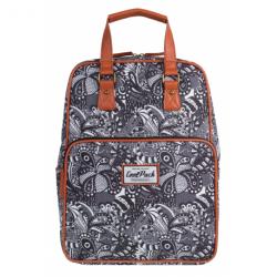 CUBIC Plecak miejski BLACK LACE (1033) CoolPack CP