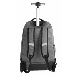 SUMMIT Plecak na kółkach SNOW GREY 36 L (844) CoolPack CP