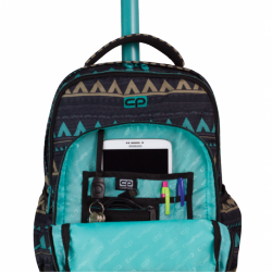 SWIFT Plecak szkolny EMERALD ETHNIC 34 L (929) CoolPack CP