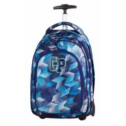 TARGET Plecak na kółkach FROZEN BLUE 36 L (638) CoolPack CP