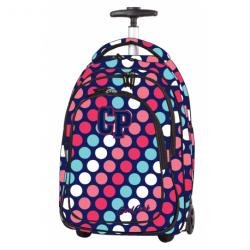 TARGET Plecak na kółkach DOTS 36 L (1044) CoolPack CP