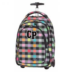 TARGET Plecak na kółkach PASTEL CHECK 36 L (1045) CoolPack CP