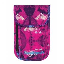 Portfel na szyję Tourist Purple Desert (545)
