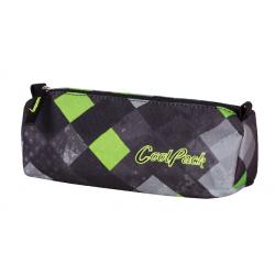 Piórnik tuba Tube Grunge Grey (459)
