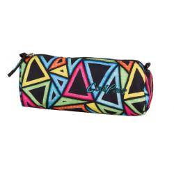 Piórnik tuba Tube Color Triangles (655)