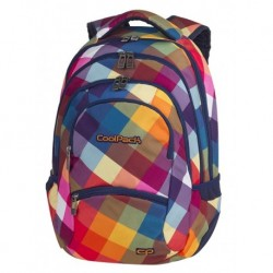 COLLEGE Plecak do szkoły CoolPack CP - CANDY CHECK - 5 przegród - A530