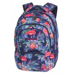 Plecak młodzieżowy CoolPack CP COLLEGE PINK FLAMINGO flamingi - 5 przegród - A478