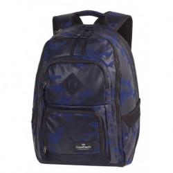 Plecak młodzieżowy CoolPack CP UNIT FLOCK CAMO BLUE granatowe moro - A558