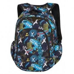 de785f0a09e61 PRIME Plecak do szkoły CoolPack CP - dla chłopca ultra kolorowa podniebna  skrajność EXTREME 23L -