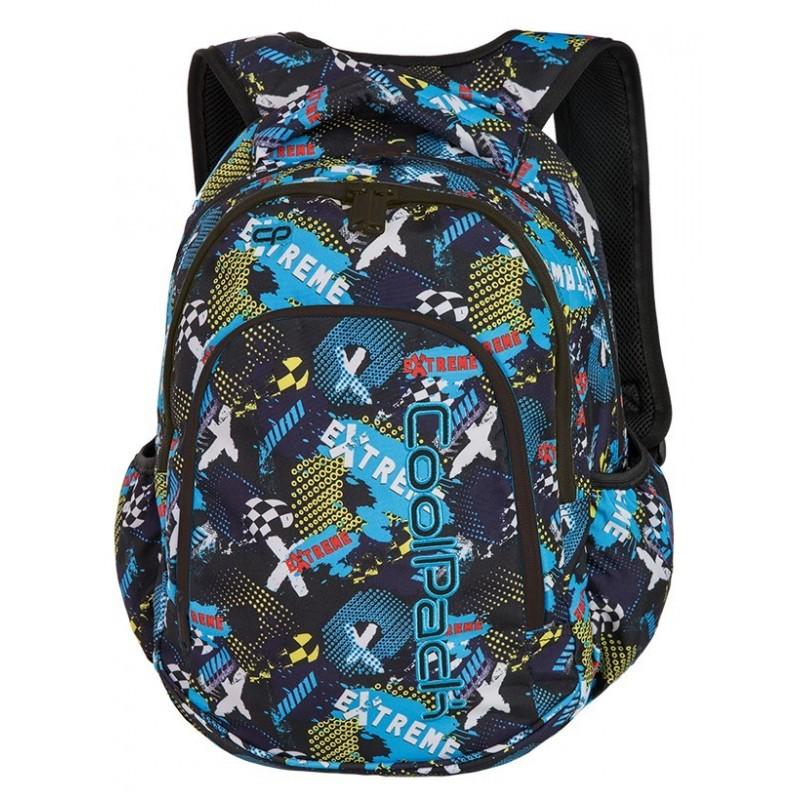 581c44034aca7 PRIME Plecak do szkoły CoolPack CP - dla chłopca ultra kolorowa podniebna  skrajność EXTREME 23L ...