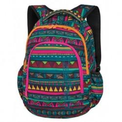 PRIME Plecak do szkoły CoolPack CP - dla dziewczynki podróż przygoda radość Meksyk MEXICAN TRIP 23L - A210 + COOLER BAG gratis!