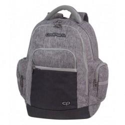 7929829428db5 Plecak młodzieżowy CoolPack CP BRICK COLOR FUSION GRAY szary melanż - A544