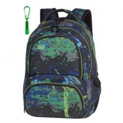 c4b03293c5b24 SPINER Plecak do szkoły CoolPack CP - dla chłopaka morski wakacyjny  nowoczesny SPLASH 27L - A069
