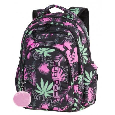 c973a8995c52d FLASH Plecak do szkoły CoolPack CP - dla dziewczyny pastelowy polinezyjski  las POLYNESIAN FOREST 29L -