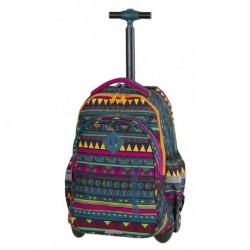 Plecak na kółkach CoolPack CP JUNIOR MEXICAN TRIP Meksyk - A213 + ŚNIADANIÓWKA