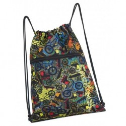 Worek na sznurkach / na buty CoolPack CP SHOE BAG FREE STYLE rowery A186