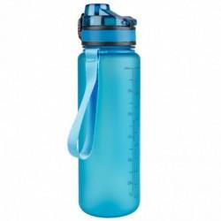 Bidon niebieski Brisk 600ml satynowy BPA free CoolPack