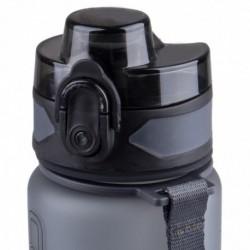 Bidon szary Brisk Mini 400ml satynowy CoolPack BPA free