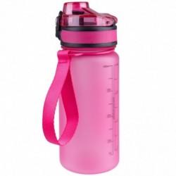 Bidon różowy Brisk Mini 400ml satynowy CoolPack BPA free