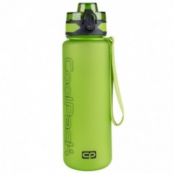 Bidon zielony Brisk 600ml satynowy CoolPack BPA free