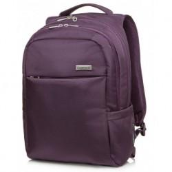 """Plecak na laptop 15,6"""" damski biznesowy CoolPack MIGHT PURPLE fioletowy"""