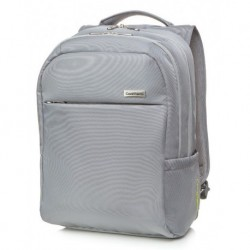 "Plecak na laptopa do 15,6"" biznesowy CoolPack MIGHT LIGHT GREY szary"