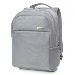 """Plecak na laptop 15,6"""" biznesowy CoolPack MIGHT LIGHT GREY szary"""