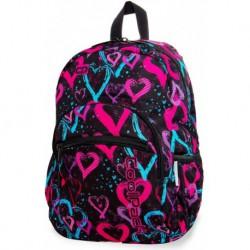 Plecak mały CoolPack CP MINI DRAWING HEARTS kolorowe serca