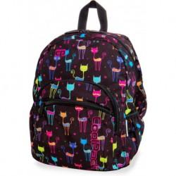 Plecak mały CoolPack CP MINI CATS kolorowe koty