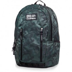 Plecak szkolny CoolPack CP IMPACT II ARMY GREEN zielony moro