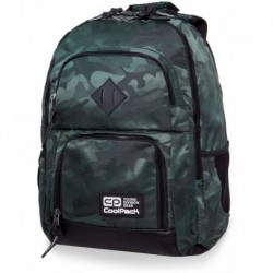 Plecak szkolny CoolPack CP UNIT ARMY GREEN zielone moro