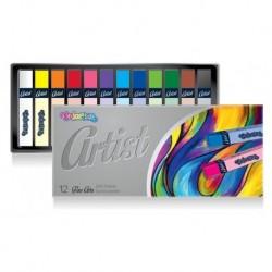 Suche pastele Artist 12 kol. Colorino