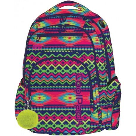 FLASH Plecak do szkoły CoolPack CP - BOHO ELECTRA 29L - A473 + POMPON gratis! - Cool-pack.pl