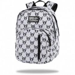 """Coolpack plecak z pieskiem buldogiem FRENCH BULLDOGS DISCOVERY CP 17"""""""