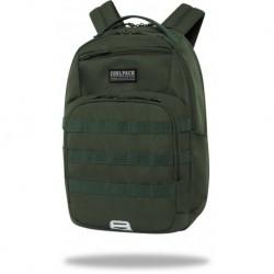 Męski szkolny plecak CoolPack GREEN wzór wojskowy ARMY CP