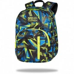 """Plecak szkolny młodzieżowy CoolPack SETSQUARE trójkąty DISCOVERY CP 17"""""""