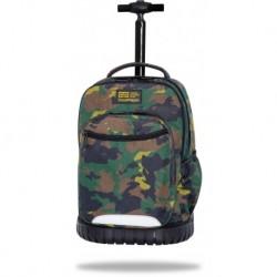 Plecak szkolny na kółkach CoolPack MILITARY JUNGLE moro SWIFT CP