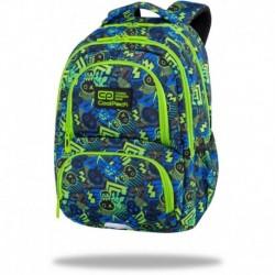 Plecak chłopięcy CoolPack XO SKULL czaszki SPINER TERMIC CP 16'