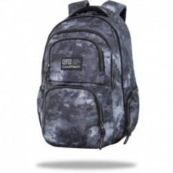 "Plecak dla nastolatków CoolPack FOGGY GREY dwukomorowy AERO CP 17"""