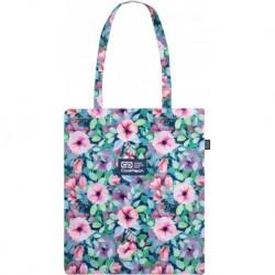 Torba damska na zakupy CoolPack SHOPPER BAG pastelowa w kwiatki PASTEL GARDEN CP