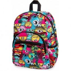 Plecak na wycieczkę CoolPack WIGGLY EYES PINK mały dziecięcy MINI CP