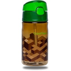 Bidon dla dziecka 300ml CoolPack CITY JUNGLE bloki gra HANDY