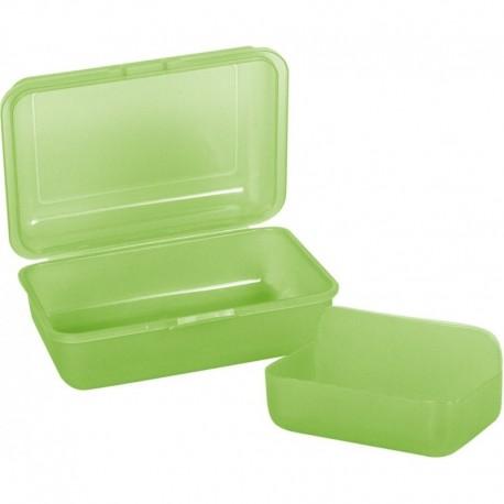 Śniadaniówka z przegródkami CoolPack FROZEN 2 pastelowa zielona GREEN - Cool-pack.pl