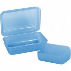 Śniadaniówka z przegródkami CoolPack FROZEN 2 pastelowa niebieska BLUE