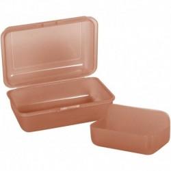 Śniadaniówka z przegródkami CoolPack FROZEN 2 pastelowa pomarańczowa ORANGE
