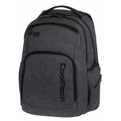 BREAK Plecak szkolny SNOW BLACK 26 L (862) CoolPack CP