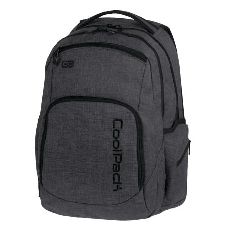 BREAK Plecak szkolny SNOW BLACK 26 L (862) CoolPack CP - Cool-pack.pl